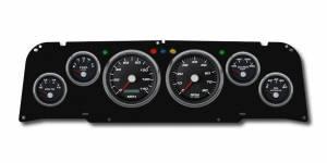 NEW VINTAGE USA #64011-01 64-66 Chevy Truck 6 Gaug e Performance Prog Speed