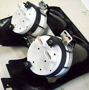 NEW VINTAGE USA #88001-09 67-68 Camaro Mounting Bracket Kit