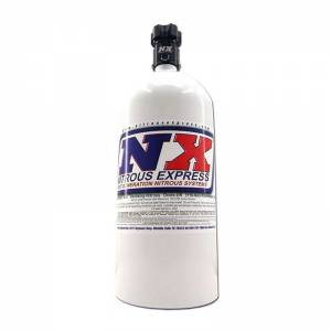 NITROUS EXPRESS #11100 10lb. Nitrous Bottle