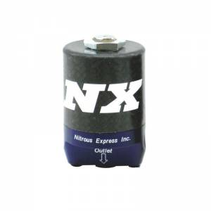 NITROUS EXPRESS #15300L Lightning Pro-Power NOS Solenoid- .125in Orific
