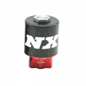 NITROUS EXPRESS #15301L Lightning Pro-Power Gas Solenoid- .312in Orific
