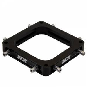 NITROUS EXPRESS #15460 Nitrous Carb Burst Plate 4500 Series
