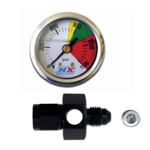 NITROUS EXPRESS #15509  -4 Nitrous Pressure Gauge Kit