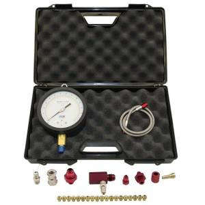 NITROUS EXPRESS #15529 Master Flo-Check Pro - 6in Gauge & Case