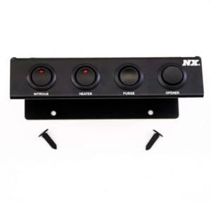 NITROUS EXPRESS #15775 Custom Switch Panel - Camaro 10-13
