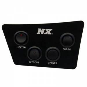 NITROUS EXPRESS #15787 Custom Switch Panel - Dodge Challenger