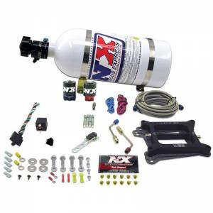 NITROUS EXPRESS #30040-10 Stage SIX Nitrous System - 4150 Holley
