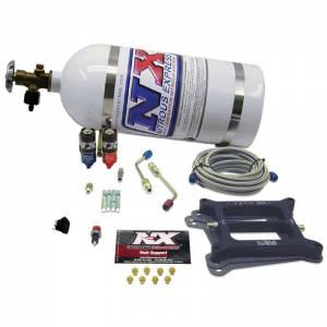 NITROUS EXPRESS #40040-10 Hitman Nitrous System Holley 4150
