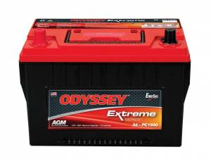 ODYSSEY BATTERY #34-PC1500T* Battery 850CCA/1050CA SAE Standard Terminal