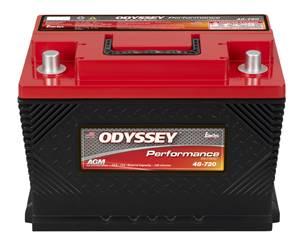 ODYSSEY BATTERY #0752-2020A0N6 Battery 720CCA/840CA SAE Standard Terminal