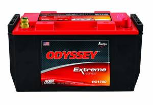 ODYSSEY BATTERY #PC1700T Battery 810CCA/1175CA SAE Standard Terminal