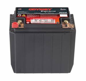 ODYSSEY BATTERY #PC535 Battery 200CCA/265CA M6 Female Terminal