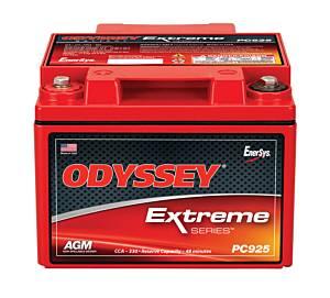 ODYSSEY BATTERY #PC925LMJ Battery 330CCA/480CA M6 Female Terminal