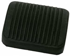 OMIX-ADA #16753.03 Brake/Clutch Pedal Pad Manual Trans; 84-17 Jeep