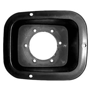 OMIX-ADA #17742.01 Fuel Filler Neck Cover; 78-95 Jeep CJ/Wrangler Y