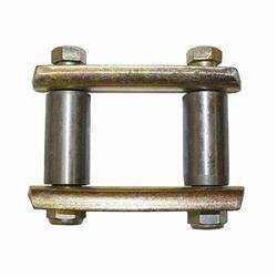Shackle Kit; 55-75 Jeep CJ Models - 1 complete s
