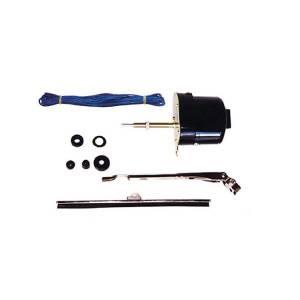 OMIX-ADA #19101.02 Windshield Wiper Motor Conversion Kit  12 Volt;