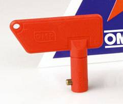 OMP RACING INC #EA/463 Spare Key For OMPEA460