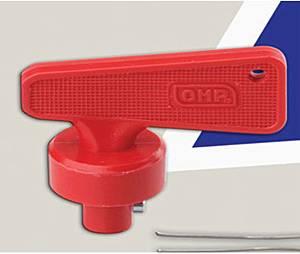 OMP RACING INC #EA/464 Spare Key For OMPEA462