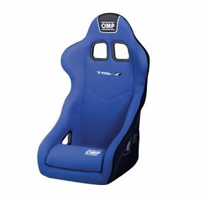 OMP RACING INC #HA/741E/B TRS-E Seat Blue