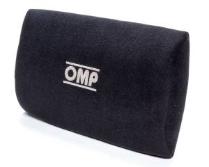 OMP RACING INC #HB/662/N Lumbar Seat Cushion Black