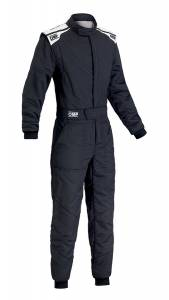 OMP RACING INC #IA01828B07152 First S Suit My 2017 Black/White 52 Medium