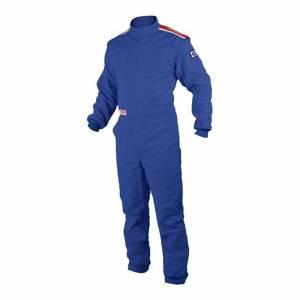 OMP RACING INC #IA01848071XL OS 20 Suit Black X-Large Dual Layer FIA 8856/2000
