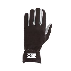 OMP RACING INC #IB/702/N/M Rally Gloves Black Size M