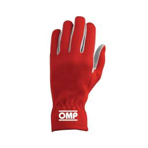 OMP RACING INC #IB/702/R/M Rally Gloves Red Size M