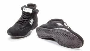 OMP RACING INC #IC/792071120 OS 50 Shoes Black 12