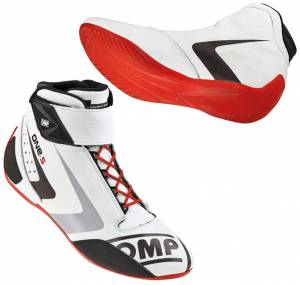 OMP RACING INC #IC/80702044 ONE-S SHOES MY2016 WHITE SIZE 44