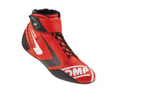 OMP RACING INC #IC/80706146 One-S Shoe My2016 Red 11 1/2