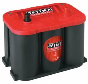 OPTIMA BATTERY #8003-151 Battery Red Top 34R 800c ca/1000ca Top Post Rever
