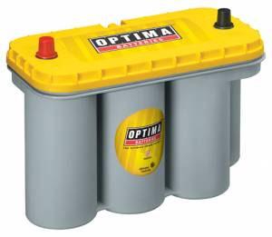 OPTIMA BATTERY #8051-160 Battery Yellow Top 900cc a/1125ca 31 Top Post