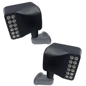 ORACLE LIGHTING #5751-001 07-   Wrangler JK LED Side Mirrors Pair