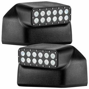 ORACLE LIGHTING #5816-001 15-   Ford F150 LED Off Road Mirrors