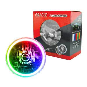 ORACLE LIGHTING #6905-333 7in Sealed Beam ColorSHI