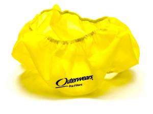 OUTERWEARS #10-1004-04 14in A/Cl W/5in Element Yellow