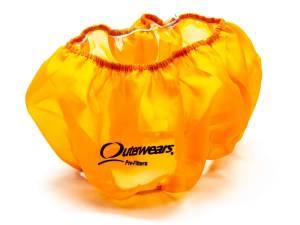 OUTERWEARS #10-1004-05 14in A/Cl W/5in Element Orange