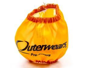 OUTERWEARS #10-1013-05 3in Breather Pre-Filter Orange