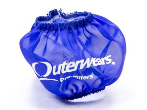OUTERWEARS #10-1018-02 3in Breather W/Shield Blue