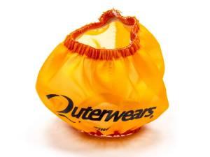 OUTERWEARS #10-1018-05 3in Breather W/Shield Orange