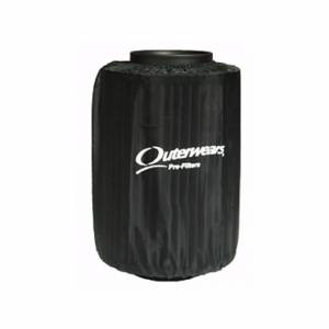OUTERWEARS #20-2485-01 Pre-Filter Water Repel Black Polaris RZR 800