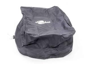 OUTERWEARS #30-1016-01 Rectangular Scrub Bag Black