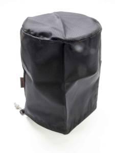 OUTERWEARS #30-1264-01 Scrub Bag Black Mag Bag Lg Cap