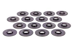 PAC RACING SPRINGS #PAC-S119 Steel C/M Spring Seats - 1.500 x .800 x .575