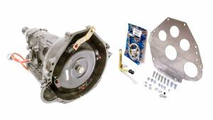 PERFORMANCE AUTOMATIC #PASS53103 Transmission Package AOD Street Smart