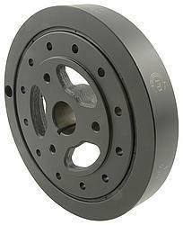 POWER BOND BALANCERS #PB1056SS Pontiac Steel Harmonic Balancer - SFI
