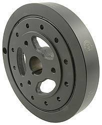 POWER BOND BALANCERS #PB1056ST Pontiac Steel Harmonic Balancer - Non SFI