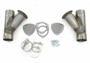 PATRIOT EXHAUST #H1132 Exhaust Cut-Out Hook-Up 3in Kit
